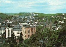 SIEGEN-BLICK ZUR MARIENKIRCKE- VIAGGIATA - Siegen