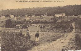 AL 874 / CPA  -  ST REMY-LES-CHEVREUSE  (78)  LOTISSEMENT DU RHODON - St.-Rémy-lès-Chevreuse
