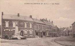 Vitry-en-Artois (P.de C.)  La Place.--scan-- - Vitry En Artois