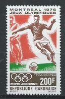 Gabon YT PA 185 XX / MNH  Football Sport - Gabon (1960-...)