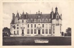 37 NOUZILLY. CPA .CHÂTEAU DE L'ORFRASIERE. ANNEE 1956 - France