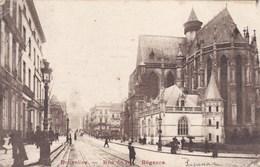 Brussel, Bruxelles, Rue De La Regence (pk51927) - Lanen, Boulevards
