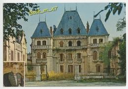{79603} 13 Bouches Du Rhône Aubagne , Multivues ; La Buzine : Le Château De Ma Mère , Marcel Pagnol - Aubagne