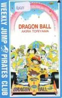 Télécarte Japon * MANGA * DRAGON BALL (16.501)  COMIC * ANIME  Japan PHONECARD CINEMA * FILM - Comics
