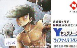 Télécarte Japon * MANGA *  BLACK JACK (16.504)  COMIC * ANIME  Japan PHONECARD CINEMA * FILM - Comics