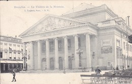 Brussel, Bruxelles, Théâtre De La Monnaie (pk51936) - Monumenten, Gebouwen