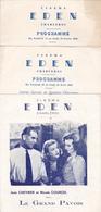 Cinéma  Eden à Charleroi - Programmes