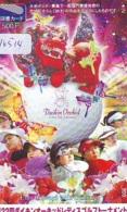 Carte Prépayée Japon * MANGA * DAIKIN ORCHID GOLF * OKINAWA (16.514) COMIC * ANIME Japan Prepaid Card * CINEMA * FILM - Sport