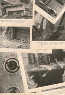 Guerre Civil Espagne Doc. 28  Gravures Victimes ESPAGNE 1936 - Vieux Papiers