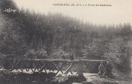 71 - Coublanc - Pont Du Cadolon Animée - France