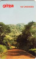 EQUATORIAL GUINEA(chip) - Country Landscape, Used - Equatorial Guinea