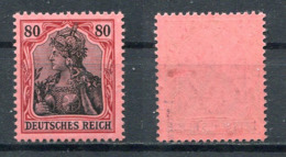 D. Reich Michel-Nr. 93IIb Postfrisch - Geprüft - Germany