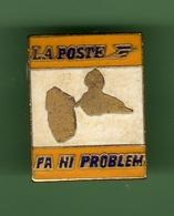 LA POSTE *** GUADELOUPE - FA NI PROBLEM *** POSTE-03 - Mail Services