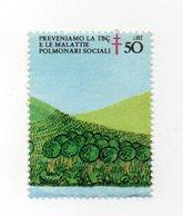 Italia - ETICHETTA - ERINNOFILO - Federazione Italiana Contro La Tubercolosi - 50 Lire - Vedi Foto - (FDC13219) - Erinnophilie