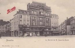Brussel, Bruxelles, Le MArché De St Josse Ten Noode (pk51944) - St-Joost-ten-Node - St-Josse-ten-Noode