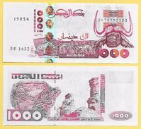Algeria 1000 Dinars P-142(2) 1998 UNC - Algérie
