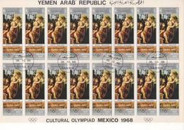 Olympic Games Mexico 1968 - Sommer 1968: Mexico