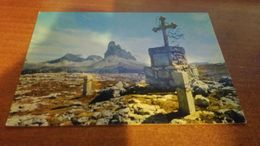 Cartolina: Monte Piana Dolomiti Viaggiata (a31) - Non Classificati