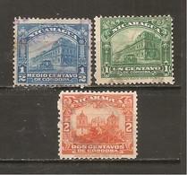 Nicaragua  Nº Yvert  364-66 (usado) (o) - Nicaragua