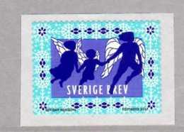 2017 Sweden- Christmas - Angels Family - 1v Mi 3201 - MNH** - Suède