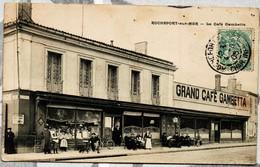 ROCHEFORT-sur-MER Le Café Gambetta - Rochefort