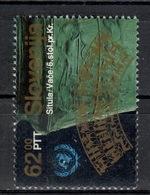 SLO+ Slowenien 1993 Mi 57 Slowenien In Der UNO - Slovénie