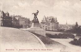 Brussel, Bruxelles, AVenue Louise (pk51948) - Lanen, Boulevards