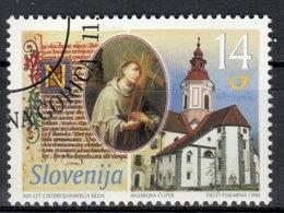 SLO+ Slowenien 1998 Mi 235 Zisterzienser - Slovénie