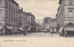 Brussel, Bruxelles, Rue De Namur (pk51950) - Lanen, Boulevards