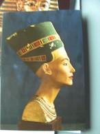 Egypte Egypt Bust Of Queen Nefertiti - Personen