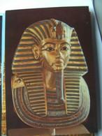 Egypte Egypt Golden Mask Of Tut Ankh Amoun - Egypte
