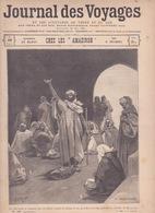 1900 - JOURNAL  Des VOYAGES - N 180 - MAI 1900 - Chez Les AMAZIRGH - BERBÈRES DU  MAROC - Kranten