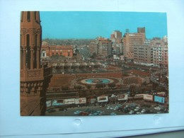 Egypte Egypt Cairo El Tahrir Square Panoramic View - Caïro