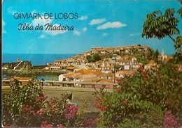 Portugal  & Circulated, Greetings From Vila Câmara De Lôbos,  Funchal, Beira, Moçambique 1978 (2049) - Souvenir De...