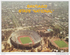 FOOTBALL CP STADE  NATIONAL   SANTIAGO   CHILI - Chili