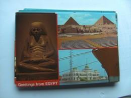 Egypte Egypt With Several Nice Views - Egypte