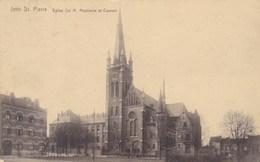 Jette St Pierre, Eglise Ste M Madeleine Et Couvent (pk51958) - Jette