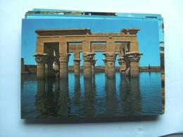 Egypte Egypt Aswan Temple At Philae - Aswan