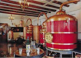 PONTARLIER-ANIS 45° L'Anisette Franc-Comtoise Ancienne Distillerie D'absinthe ARMAND GUY à PONTARLIER - Pontarlier