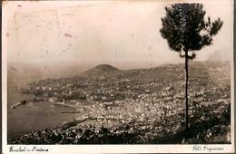 Portugal  & Circulated,Greetings From Funchal, Vista Paronamica, Funchal 1960 (9997) - Souvenir De...