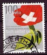 SCHWEIZ Mi. Nr. 2123 O (A-1-36) - Switzerland