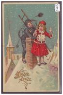 BONNE ANNEE - ENFANTS - RAMONEUR - TB - Neujahr