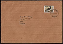 Ca5138 ZAMBIA 2003, SG 812B Bird On Itimpi Cover To Ndola - Zambia (1965-...)