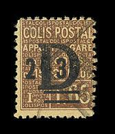 O COLIS POSTAUX - O - N°131 - Tb - Colis Postaux
