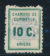 ** TIMBRES DE GREVE - ** - N°1 - Amiens - TB - Strike Stamps