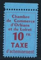 ** TIMBRES DE GREVE - ** - N°2 - Orléans - TB - Strike Stamps