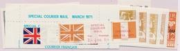 **/(*) TIMBRES DE GREVE (REF. MAURY) - **/(*) - Lot De 16 Valeurs Dt N°4/6, 22/23, 27 + Emissions Privées Et SAUMUR, BRE - Strike Stamps