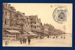 La Panne. La Digue. Restaurant Et Grande Pâtisserie Du Phare- Gernay. Grande Pâtisserie Englebert. 1931 - De Panne