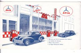 BUVARD AUTO ESSENCE AVIA - Automobile