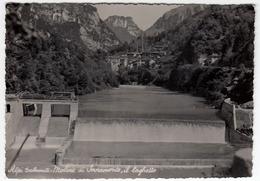 ALPI DOLOMITI - MOLINE DI SOVRAMONTE, IL LAGHETTO - BELLUNO - 1955 - Belluno